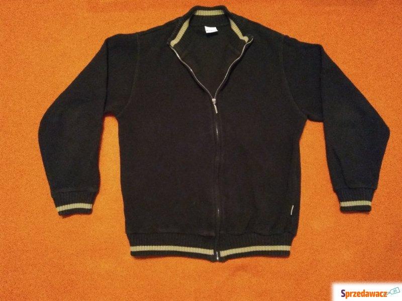 1825e69bac9ab Sweter męski Sewland czarny rozmiar M - Swetry, golfy, kamizelki ...