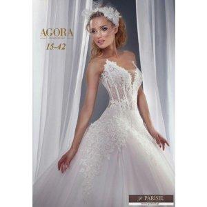 Suknia ślubna Agora 15 42 Suknie ślubne Płock Sprzedawaczpl
