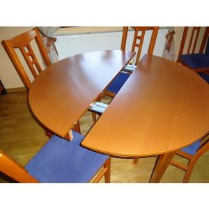 Stół Okrągły Rozkładany Stoły Stoliki ławy Pisarzowice
