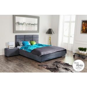 Tapicerowane łóżko Do Sypialni Vincent Na Wymiar