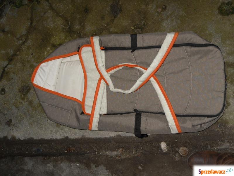 gondole i nosidełka dla dzieci - Pozostałe zabezpieczenia - Gdynia