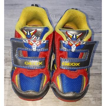 4ffe3687 Świecące buty sportowe GEOX rozmiar 22 dla chłopca - Sportowe ...