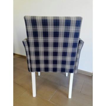 Nowoczesny Design Fotel W Kratę